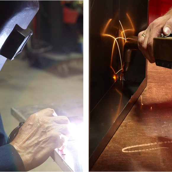 Welding for Metal Fabrication and Manufacturing