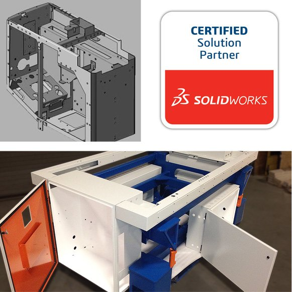 Design and Engineering for Metal Fabrication & Manufacturing with Solidworks