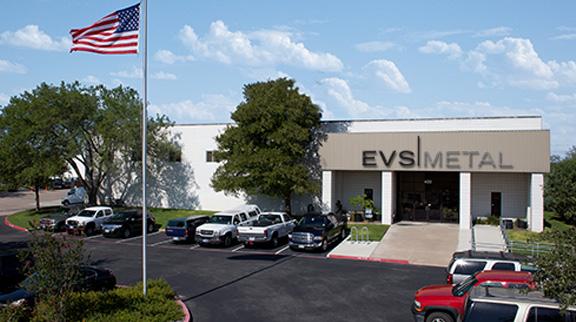 EVS Metal Texas Metal Fabrication Facility